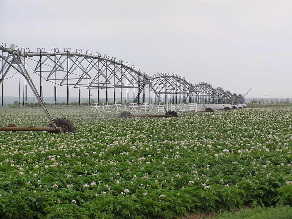 沃达尔指针式喷灌机 苜蓿灌溉