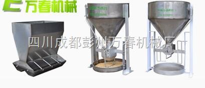 全自动养猪设备-自动食槽-四川成都万春机械