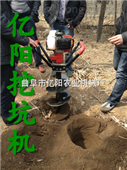 果树挖坑机厂家 浙江汽油机挖坑机