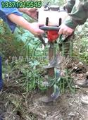 汽油机植树挖坑机 多用种树挖坑机厂家