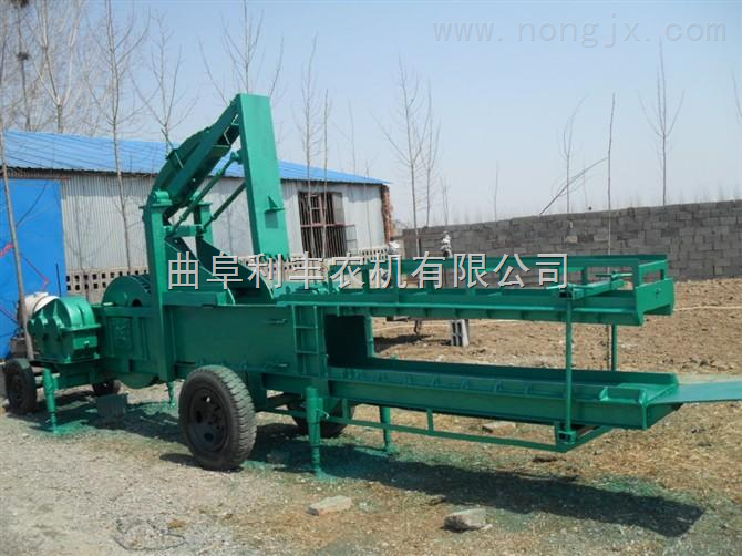 YY-DKJ-小麦秸秆打捆机,小麦秸秆固定式打捆机