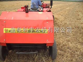 牧草打捆机 自动捡拾牧草打捆机价格