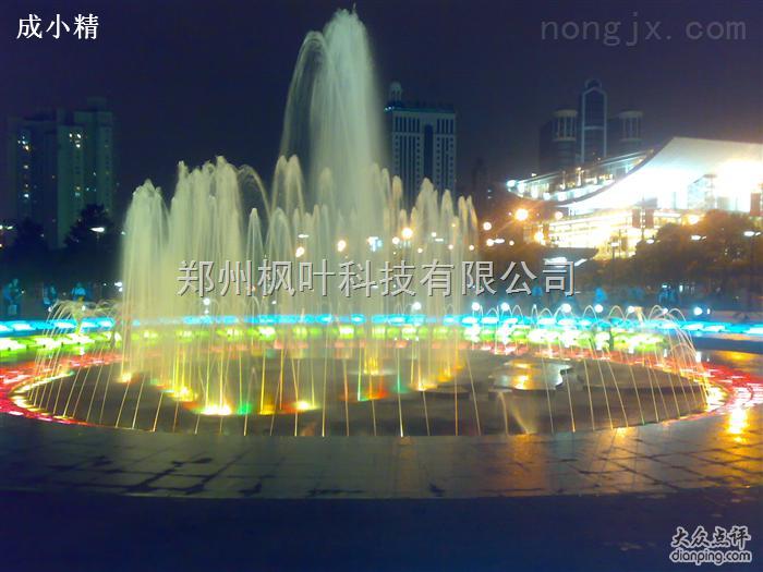郑州环保科技供应喷泉设备