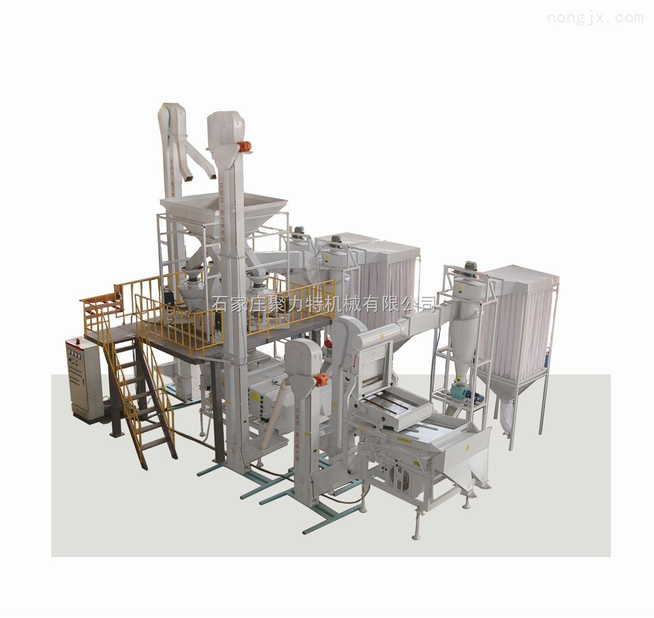 薏仁米生产加工设备