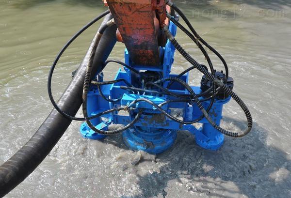 中小河流挖机泥砂泵、液压清淤泵、潜水泥浆泵