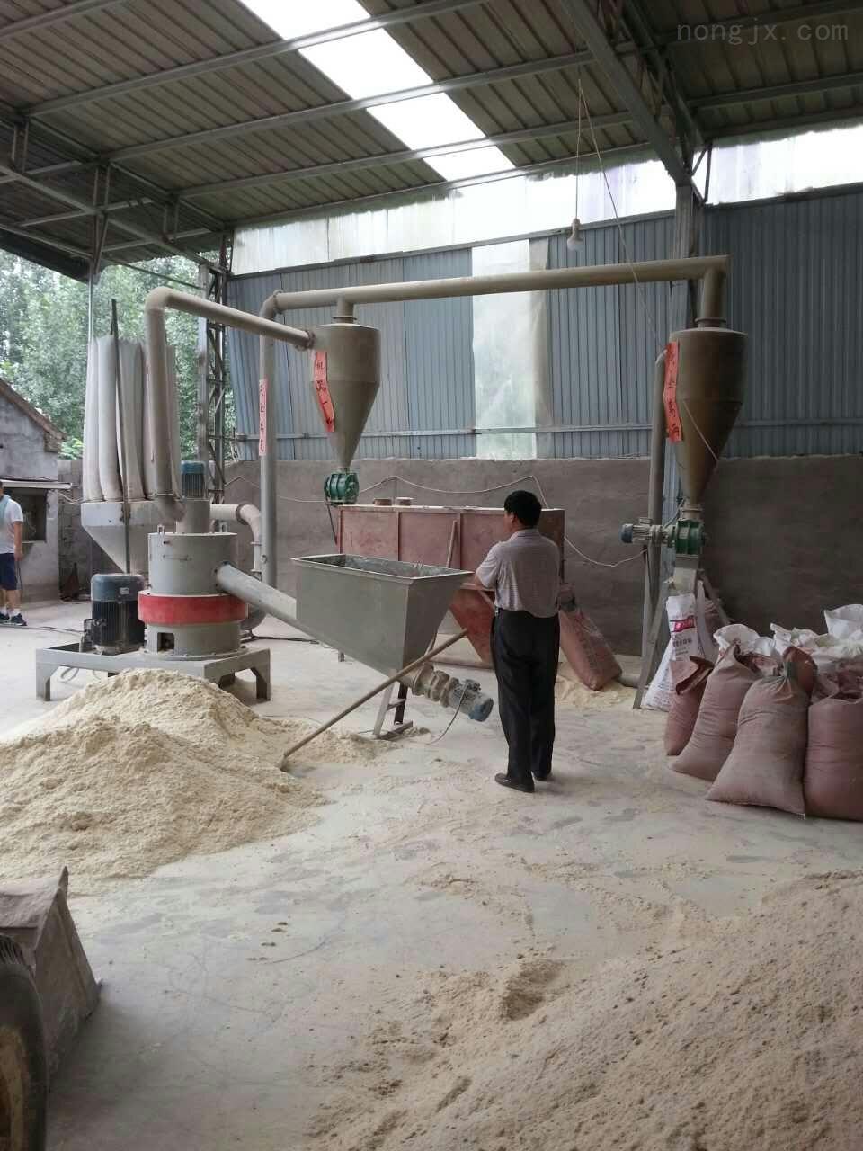 造纸专用木粉机,木粉造粒机,河北木粉机