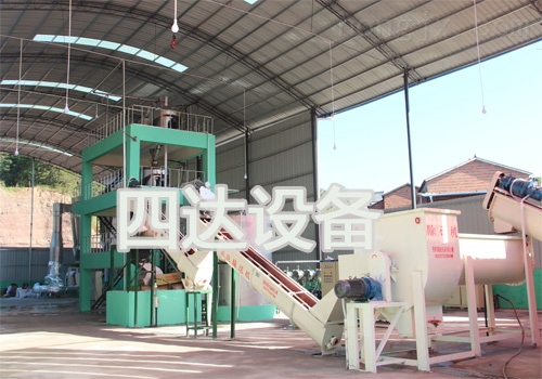 贵州豌豆淀粉生产机械品牌厂家现货供应
