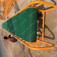 爬坡装卸输送机 质量保障的输送机 移动式胶带输送机