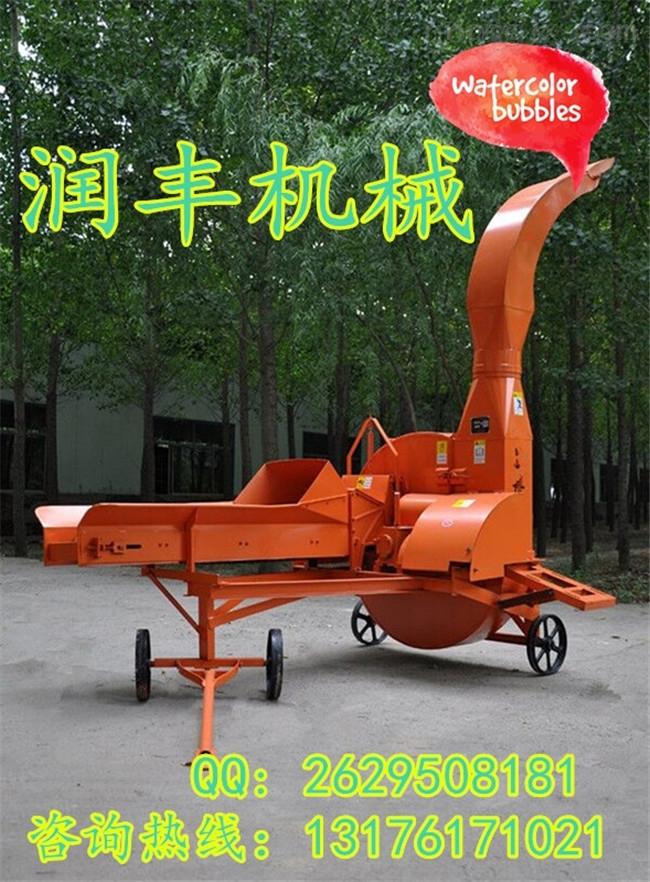 秸秆切断粉碎机 大型青贮揉丝机 多用途青饲料揉丝机