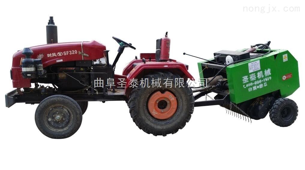 ST50-80-小麥秸稈打捆機使用說明 麥草打捆機設備