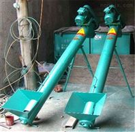 无缝螺旋递料机 圆筒螺杆上料机 不锈钢螺旋输送机