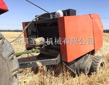 ST50-80-更節能稻草打捆機 玉米秸稈撿拾打捆機價格