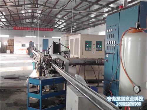 山东滴灌带设备厂家供应高速贴片滴灌带生产线