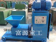 农业机械新型制棒机机制木炭制作芯棒,富源重工技术革新产品
