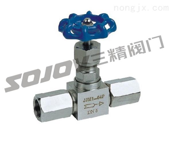 不锈钢压力表针型阀,碳钢压力表针型阀,手动压力表针型阀