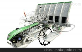 耐用2ZS-630C手扶六行水稻插秧机