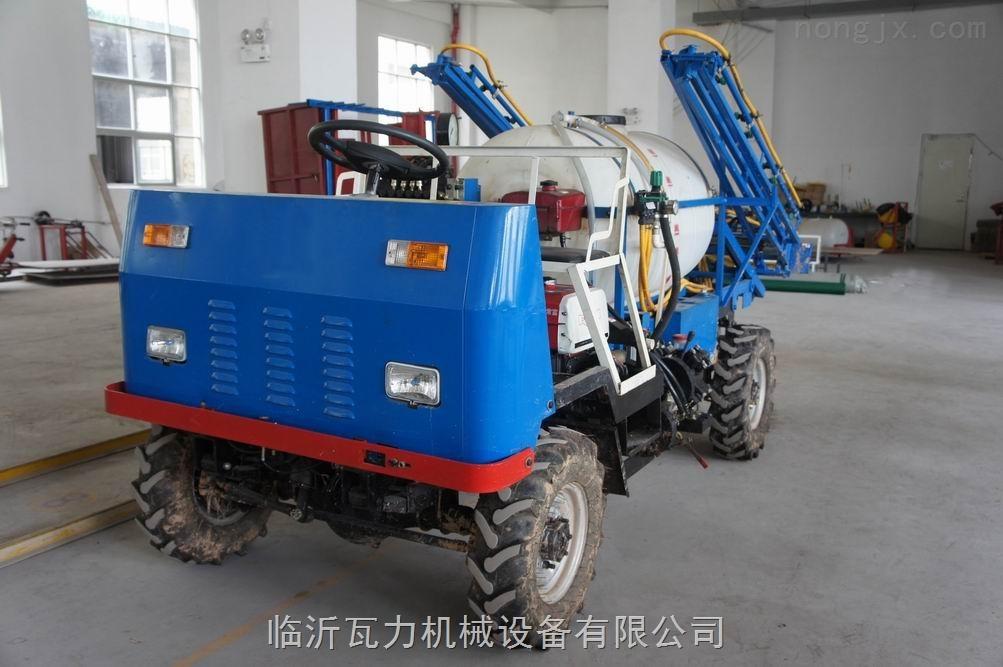 WL-2000S-农用四驱柴油喷杆喷雾机