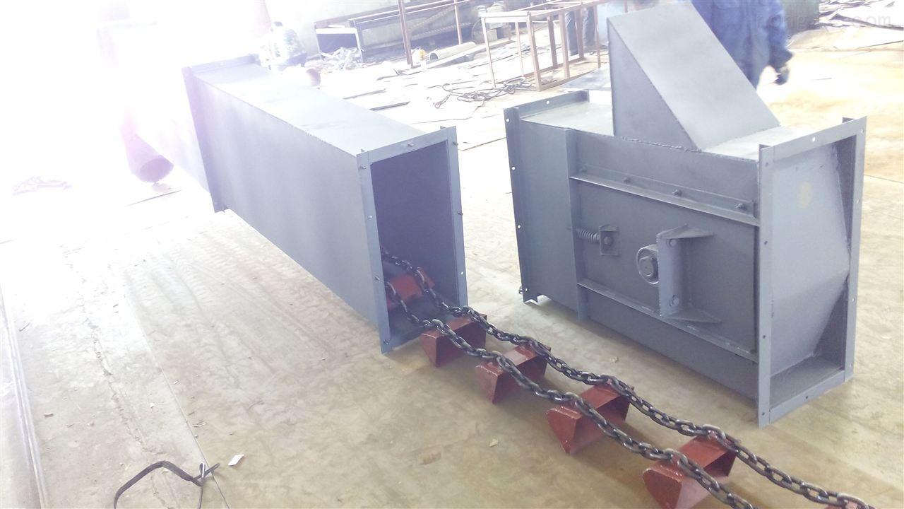 TD、TH、NE-10米高板鏈提升機 糧食提升機 干粉加密封斗式提升機
