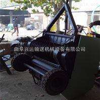厂家直销固定式打捆机 各种型号自走式打捆机
