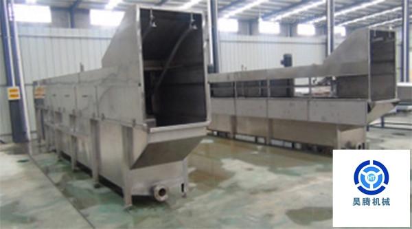 3251-家禽屠宰设备家禽浸烫池诸城昊腾机械厂