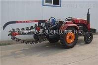 唯信标准农业设备链条 式开沟机