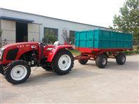 拖拉机配套8吨液压自卸拖车  挂车 运输车 农业机械