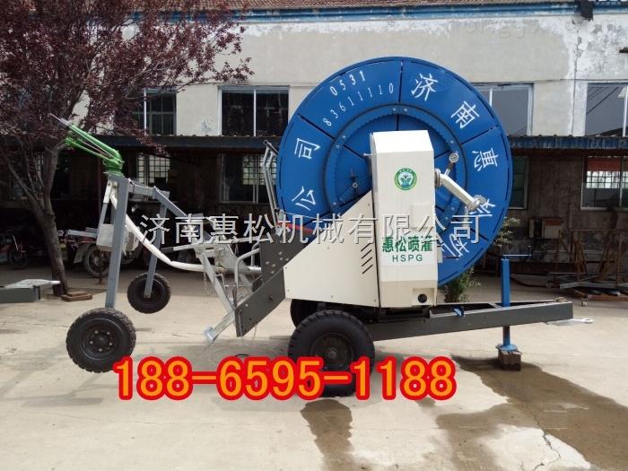 卷盘式喷灌机大型移动喷灌机 农业灌溉机 农田灌溉机