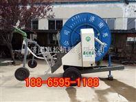 济南惠松直销卷盘式喷灌机,移动式喷灌设备,PE管高压喷灌机