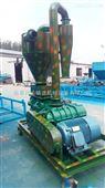 化工原料用抽风式吸粮机,零破碎气力输送设备