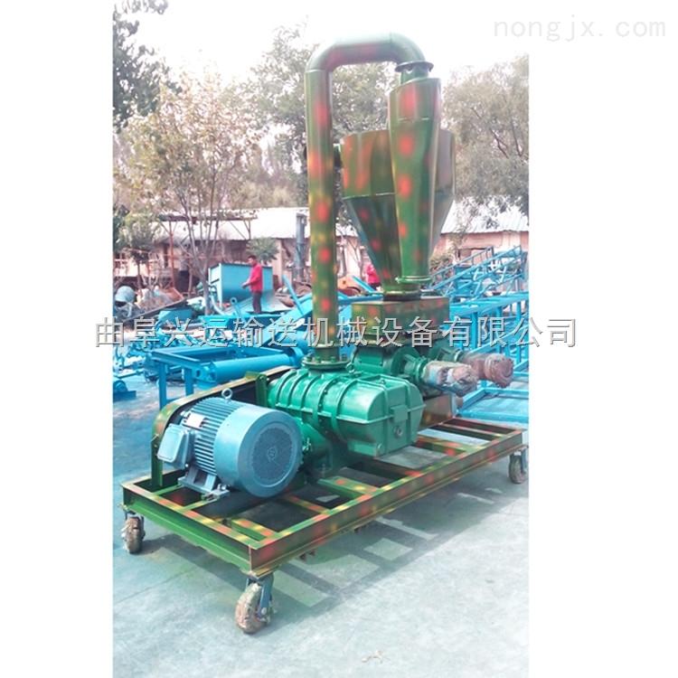 水泥装卸车气力输送机省人工 24孔沙克龙