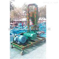 码头优质气力吸粮机 四轮移动式吸粮机