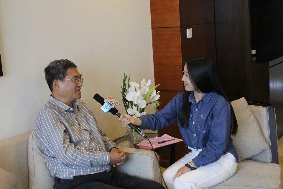 专访无锡汉和董事长沈建文