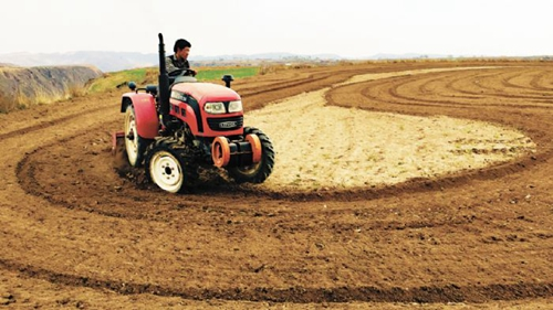 促进农机装备结构优化